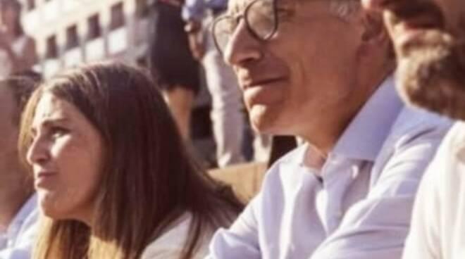 Chiara Gribaudo Enrico Letta