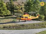 soccorso alpino escursionista morto 34enne Monviso