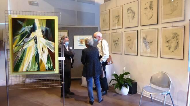 Beinette mostra Livio Politano