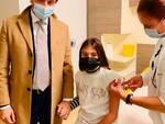 Carolina Cirio vaccino