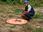 ddroni protezione civile cuneo linea verde